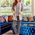 Bayan 3 lü Pijama Takım Dowry 15-50