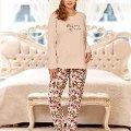 Bayan Büyük Beden Pijama Takım Dowry B09-08