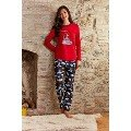 Bayan Pijama Takım Pierre Cardin PC7209