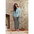 Bayan Pijama Takım Pierre Cardin PC7213