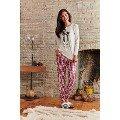 Bayan Pijama Takım Pierre Cardin PC7215