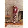 Bayan Pijama Takım Pierre Cardin PC7220