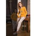 Bayan Pijama Takımı 2 Li Süprem Yeni İnci BPJ1164