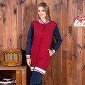 Bayan Tunik Pijama Takım Anıl 9483