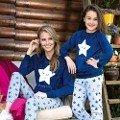 Bayan Uzunkol Pijama Takım Anıl 9503