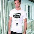 Berrak Erkek Kaset Baskılı Tshirt 4006