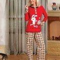 Bone Club 3506 Pijama Takım