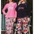 Bone Club 3510 Polar Pijama Takım