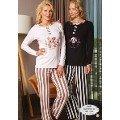 Bone Club 4225 Bayan Pijama Takım