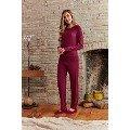 Büyük Beden Pijama Takımı Bayan Pierre Cardin PC7262