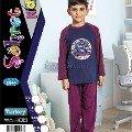 Çocuk Pijama Lady 2044