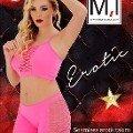 Dikişsiz Erotik Takım Emay 5137