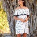 Elbise Penye Mood 8343