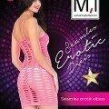 Emay 5091 Dikişsiz Erotik Elbise