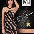 Emay 5114 Dikişsiz Erotik Elbise