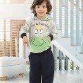 Erkek Çocuk Pijama Takım Hmd 5028