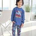 Erkek Çocuk Pijama Takım Hmd 5237