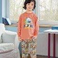 Erkek Çocuk Pijama Takım Hmd 5238