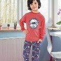 Erkek Çocuk Pijama Takım Hmd 5239