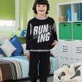 Erkek Çocuk Pijama Takım Hmd 5334
