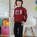 Erkek Çocuk Pijama Takım Hmd 5337