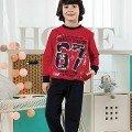 Erkek Çocuk Pijama Takım Hmd 5343