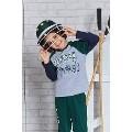 Erkek Çocuk Pijama Takım Us. POLO Assn. US-107