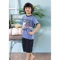 Erkek Çocuk Pijama Takımı HMD 5329