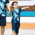 Erkek Çocuk T-Shirt Şort Takım Gallipoli 9733