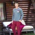 Erkek Uzunkol Pijama Takım Anıl 4044