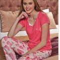 Eros Esk9002 3 Lü Pijama Takım