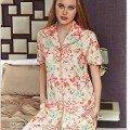 Eros Esk9100 Gömlek Pijama Takım