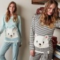 Feyza Pijama Takım 3355