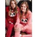 Feyza Pijama Takım Panda - Ev Botu Hediyeli 3351