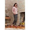 Kadın Pijama Takım Pierre Cardin PC7245