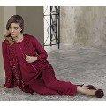 Kadın Pijama Takımı 3 Lü Lezli Artış 2311