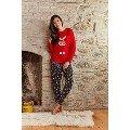 Kadın Pijama Takımı Pierre Cardin PC7230