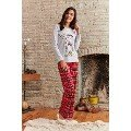 Kadın Pijama Takımı Pierre Cardin PC7231