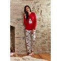 Kadın Pijama Takımı Pierre Cardin PC7236