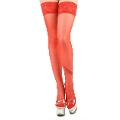 La Blinque Kırmızı Jartiyer Çorap 901K