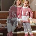 Kız Çocuk Pijama Takım Dowry KIDS-07