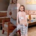 Kız Çocuk Pijama Takım Dowry KIDS-08