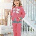 Kız Çocuk Pijama Takım Hmd 5050