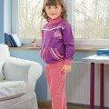 Kız Çocuk Pijama Takım Hmd 5062