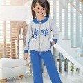 Kız Çocuk Pijama Takım Hmd 5257