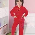 Kız Çocuk Pijama Takım Hmd 5261