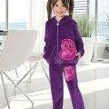 Kız Çocuk Pijama Takım Hmd 5262