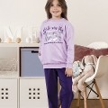 Kız Çocuk Pijama Takım Hmd 6027