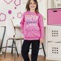 Kız Çocuk Pijama Takım Hmd 6029