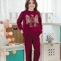 Kız Çocuk Pijama Takım Hmd 6031